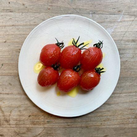 ミディトマトのマリネ