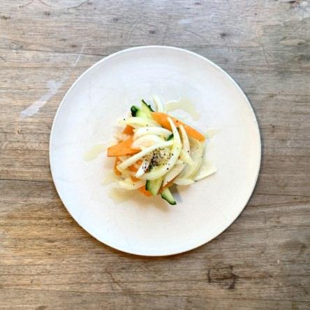 野菜のカレーマリネ